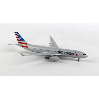 Gemini Jets Gemini Jets American Airlines Airbus A330-200 1:400 Scale Diecast Model Airplane