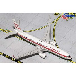 Gemini Jets Gemini Jets Qantas Boeing B737-800 Retro Colors 1:400 Scale Diecast Model Airplane