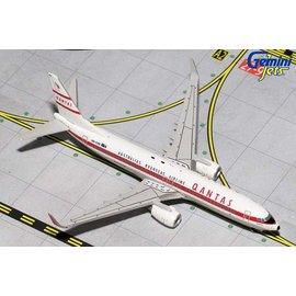 Gemini Jets Gemini Jets Qantas Boeing B737-800 Retro Colors 1:400 Scale Diecast Model Airplane