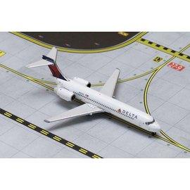 Gemini Jets Gemini Jets Delta Airlines Boeing B717-200 1:400 Scale Diecast Model Airplane