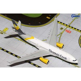 Gemini Jets Gemini Jets Thomas Cook Airbus A330-200 1:400 Scale Diecast Model Airplane