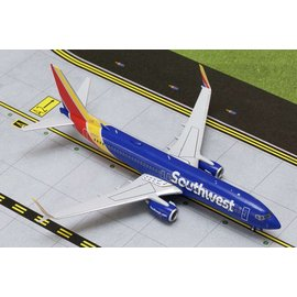 Gemini Jets Gemini Jets Southwest Airlines Boeing B737-800 1:200 Scale Diecast Model Airplane