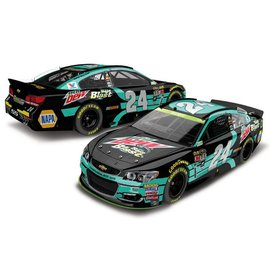 Action Racing Collectibles 2016 Chevy SS #24 Mountain Dew Baja Blast Chase Elliott 1:24 Scale Diecast Model Car