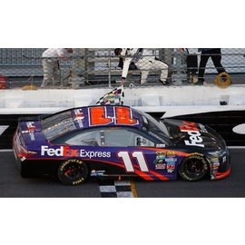 Action Racing Collectibles Nascar 2016 Toyota Camry #11 FedEx Express Daytona 500 Win Denny Hamlin 1:24 Scale Diecast Model Car