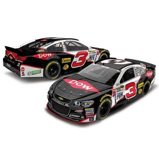 Action Racing Collectibles NASCAR 2016 Chevy SS #3 Dow Chemical Company Austin Dillon 1:24 Scale Diecast Model Car