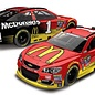 Action Racing Collectibles NASCAR 2016 Chevy SS #1 McDonald's Jamie McMurray 1:24 Scale Diecast Model Car