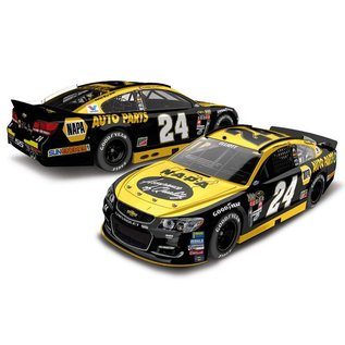 Action Racing Collectibles NASCAR 2016 Chevy SS #24 Napa Darlington Chase Elliott 1:24 Scale Diecast Model Car
