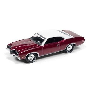 Johnny Lightning Johnny Lightning Holiday Classic Ornaments 1971 Mercury Montego 1:64 Sale Diecast Model Car