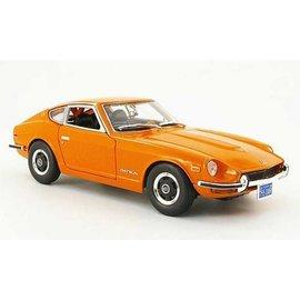 Maisto Maisto 1971 Datsun 240Z Orange 1:18 Scale Diecast Model Car