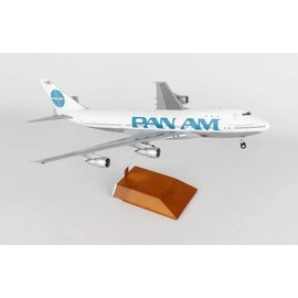 Gemini Jets Gemini Jets PAN-AM Airlines Boeing B747-100 1:200 Scale Diecast Model Airplane