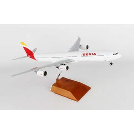 Gemini Jets Gemini Jets Iberia Airlines Airbus A340-600 1:200 Scale Diecast Model Airplane