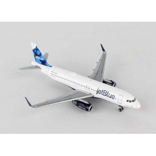 Gemini Jets Gemini Jets Jet Blue Airlines Airbus A320 1:400 Scale Diecast Model Airplane