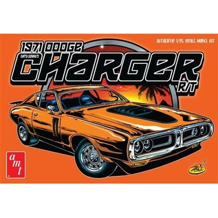AMT AMT Dirty Donny's 1971 Dodge Charger R/T 1:25 Scale Plastic Model Kit