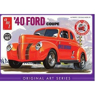 AMT AMT 1940 Ford Coupe 1:25 Scale Plastic Model Kit