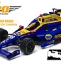Greenlight Collectibles Greenlight 2016 Indianapolis 500 Champion #98 Alexander Rossi 1:18 Scale Resin Model Car