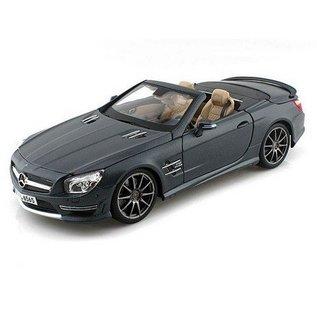 Maisto Mercedes Benz SL65 AMG Grey Maisto 1:18 Diecast