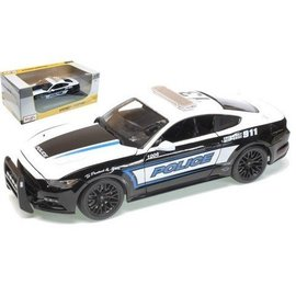 Maisto 2015 Ford Mustang GT Police Maisto 1:18 Diecast