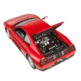 Mattel Ferrari 348 TS Red Mattel 1:18 Diecast