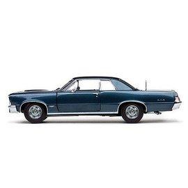 Sun Star 1965 Pontiac GTO Black Pearl Irid Sun Star 1:18 Diecast