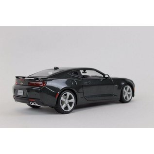 Maisto Maisto 2016 Chevrolet Camaro SS Gray 1:18 Scale Diecast Model Car