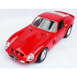 Bburago Bburago Ferrari 250 GTO Red 1:18 Scale Diecast Model Car