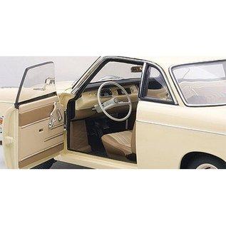 Auto Art BMW 700 Sport Coupe Cream Beige Auto Art 1:18 Diecast