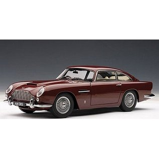 Auto Art Aston Martin DB5 Dubonnet Rosso Auto Art 1:18 Diecast