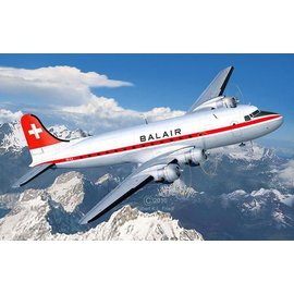 Revell Revell DC-4 Balair Iceland Airways 1:72 Scale Plastic Model Kit
