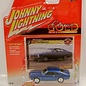 Johnny Lightning Johnny Lightning 1972 Ford Maverick Blue Classic Gold 2016 Series 1:64 Scale Diecast Model Car