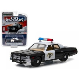Greenlight Collectibles Greenlight 1974 Dodge Monaco CHP Hot Pursuit Series Release 21 1:64 Scale Diecast Model Car