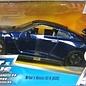 Jada Toys Brian's Nissan GT-R (R35) In Blue Fast & Furious Jada 1:24 Diecast Model Car
