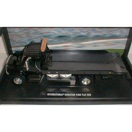 Jada Toys International Durastar 4400 Flat Bed Wrecker Black Jada 1:24 Scale Diecast