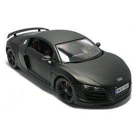 Maisto Maisto Audi R8 GT in Matt Black 1:18 Scale Diecast Model Car