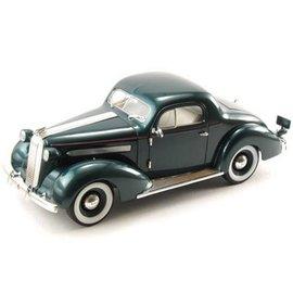 Signature Models 1936 Pontiac Deluxe Green 1:18 Scale Diecast Model Car