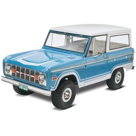 Revell-Monogram RMX Revell Ford Bronco 1:25 Scale Plastic Model Kit