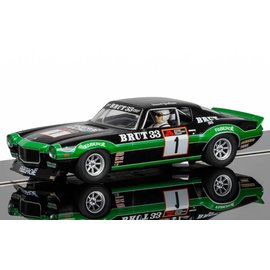 Scalextric Scalextric 1970 Chevrolet Camaro Faberge Racing #1 Stuart Graham 1:32 Scale Slot Car