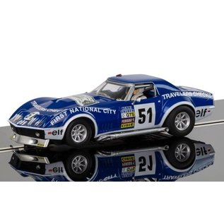 Scalextric Scalextric Chevrolet Corvette L88 Le Mans 1974 1:32 Slot Car