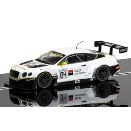 Scalextric Scalextric Bentley Continental GT3 #84 1:32 Scale Slot Car