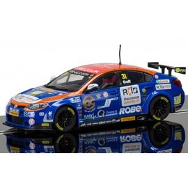 Scalextric Scalextric MG6 BTCC Triple Eight Racing #31 1:32 Scale Slot Car