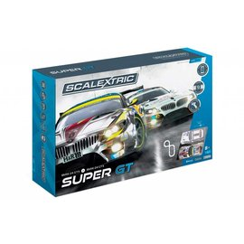 Scalextric Scalextric Super GT Slot Car Set 1:32 Scale