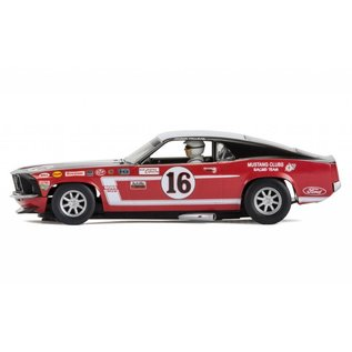 Scalextric Scalextric American Classics Slot Car Set 1:32 Scale