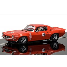 Scalextric Scalextric 1970 Chevrolet Camaro Trans Am SCCA Trans Am At Watkins Glen #79 Swede Savage 1:32 Slot Car
