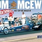AMT MPS Tom McEwen Hot Wheels 1972 Top Fuel Dragster 1:25 Scale Plastic Model Kit