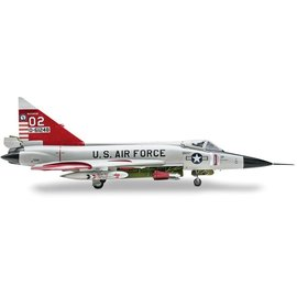 Revell-Monogram RMX Revell F-102A Delta Dagger Aircraft 1:48 Scale Plastic Model Kit