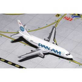 Gemini Jets Gemini Jets Pan Am Airlines Boeing B737-200 1:400 Scale Diecast Model Airplane