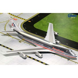 Gemini Jets Gemini Jets American Airlines Boeing B747-100 1:200 Scale Diecast Model Airplane