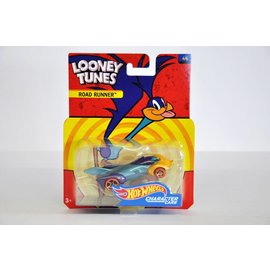 Hot Wheels Mattel Looney Tunes Road Runner Hot Wheels Character Car