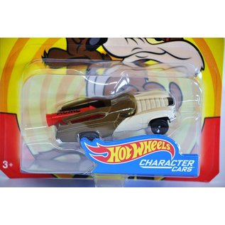 Hot Wheels Mattel Looney Tunes Wile E. Coyote Hot Wheels Character Car