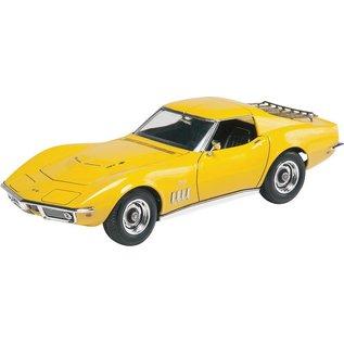 Revell-Monogram RMX Revell 1969 Corvette Coupe Yenko 2'N1 1:25 Scale Plastic Model Kit