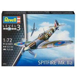 Revell Revell Spitfire MkIIa 1:72 Scale Plastic Model Kit